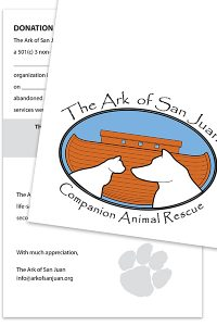 Animal Rescue Note Cards