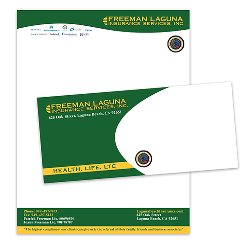 Printex Printing and Graphics letterhead