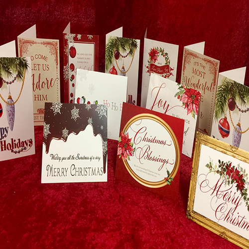 Printex Printing and Graphics holiday greeting cards