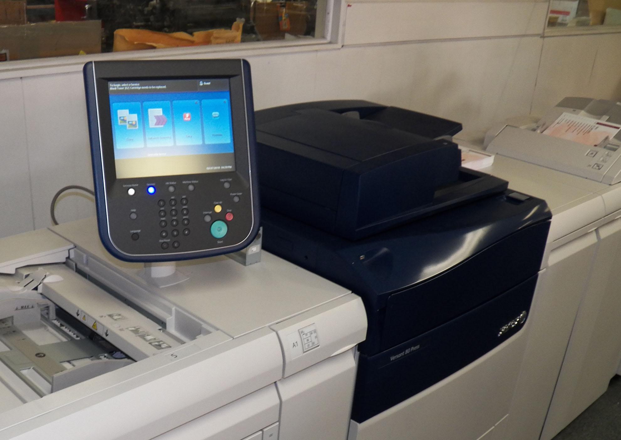 Printex Printing and Graphics digital and full color printing