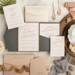 Printex Printing and Graphics wedding invitations
