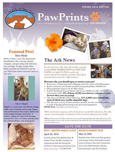 Printex Printing and Graphics newsletter