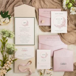 Printex Printing and Graphics provides Custom Invitations by Envelopments