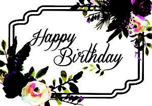 Printex Printing and Graphics happy birthday cards