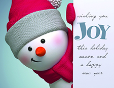 Printex Printing and holiday greeting card