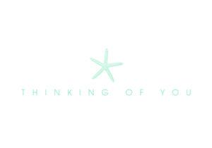 Printex Printing and Graphics thinking of you greeting card