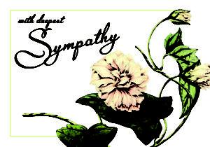 Printex Printing and Graphics sympathy greeting cards