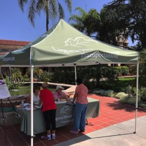Printex Printing and Graphics event tents