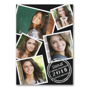 Customize your graduation invitations to perfectly represent your child's big day.