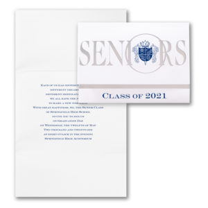 Printex Printing and Graphics graduation invitations
