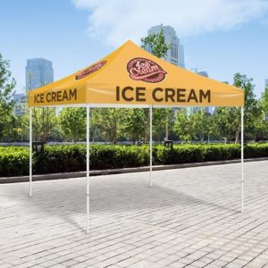 Custom Printed Large Outdoor Event Tent