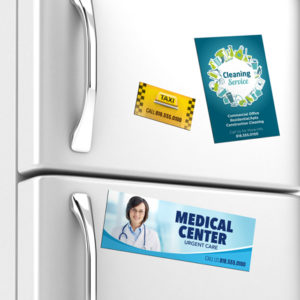 Get marketing magnets printed professionally in Orange County.
